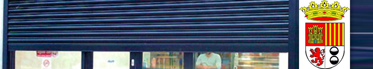 Cierres Comercios en Torrejon de Ardoz